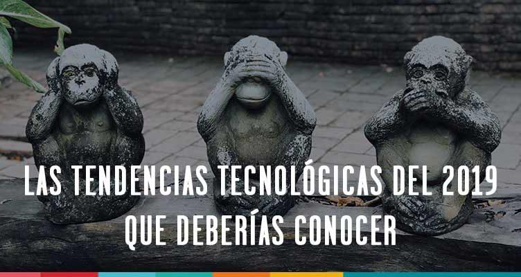 tendencias tecnológicas