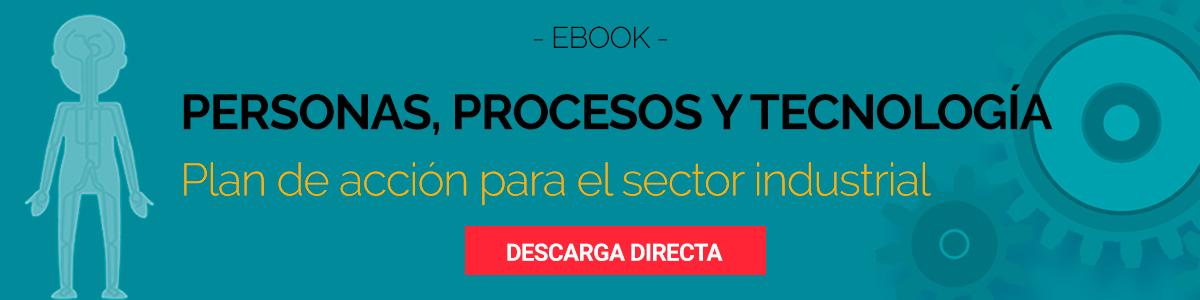 digitalización sector industrial