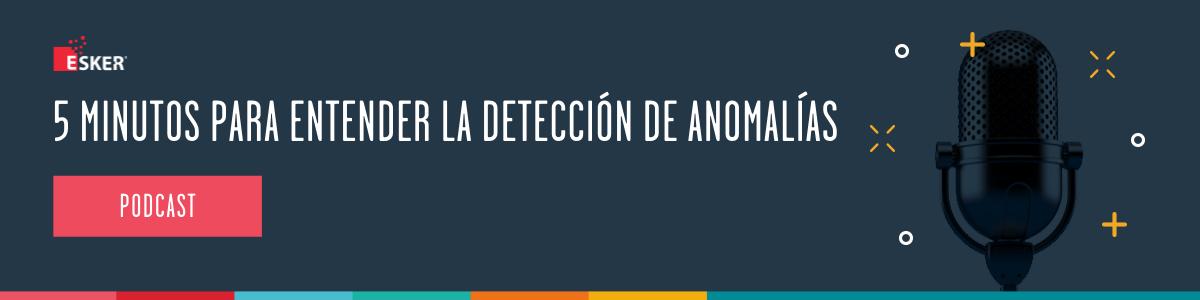 Podcast detección de anomalías