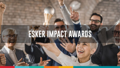 Esker impact awards