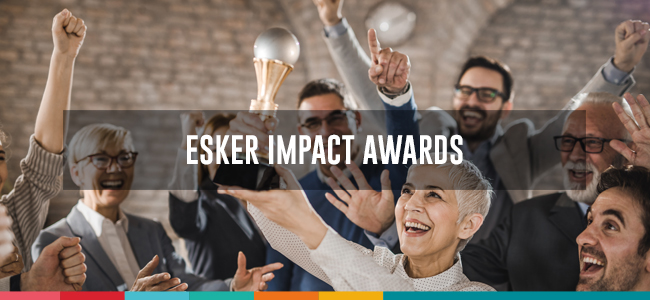 Esker impact awards