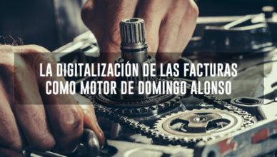 Digitalización de facturas
