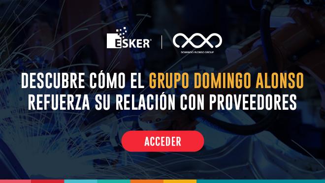 Digitalización de facturas Domingo Alonso