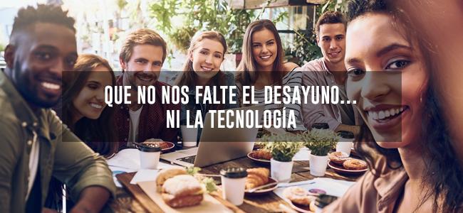 La tecnología también alimenta